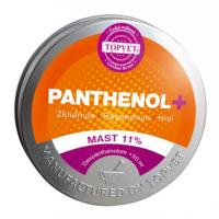 Panthenol+ Mast 11% 50 ml Topvet
