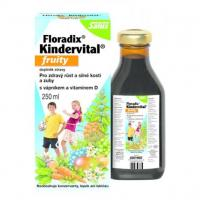 Floradix Kindervital Fruity 250 ml - Salus